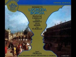 Lucrezia Borgia - 1966
