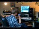 3 4 Sub Focus Making chord stabs in Massive DnB Masterclass 2008