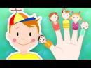 Finger Family - Daddy Finger Song for Children! Kids Song with Lyrics
