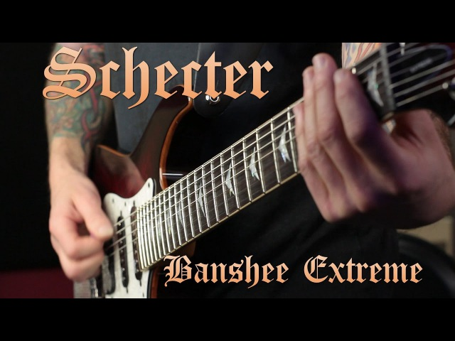 Schecter Banshee Extreme 6 7 string