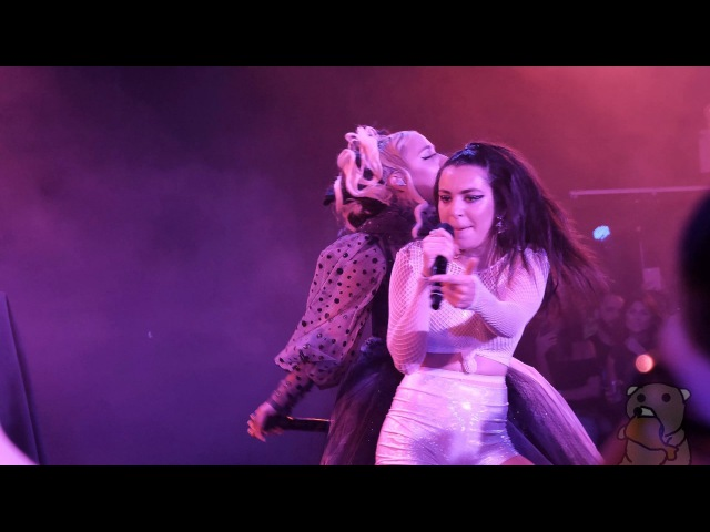 CHARLI XCX BROOKE CANDY CUPCAKKE - LIPGLOSS GH5 4K 60FPS VERSION