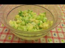 Салат из сельдерея с яблоком 0 холестерина