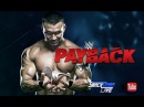 WWE 2k17 Universe Mode Highlights Payback SD PPV