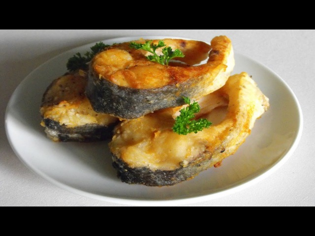 Как приготовить жаренную рыбу линь I In klre fish fry line at home