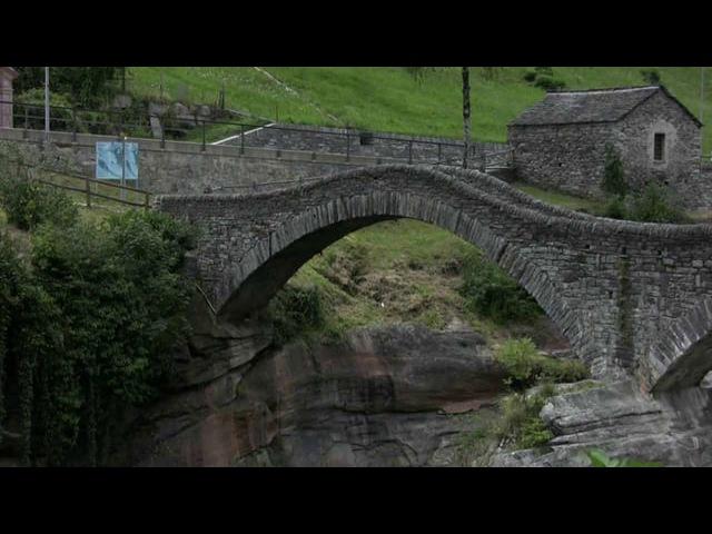 Maggia Valley, Switzerland, Canon HV30
