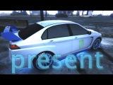 DRIFT GTA 5 online - HAPPY KRISTINKA