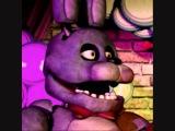 Five Nights at Freddy's ~ Bad Apple all animatronics v.3 Happy Birthday FNaF
