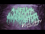 Infant Annihilator - 2016 - Vocal Diary pt. 1