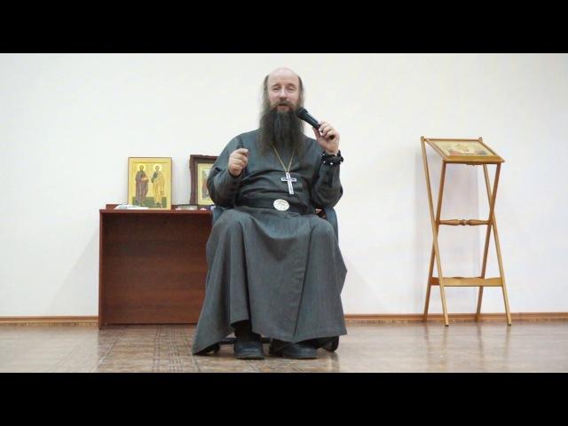 Отец Кирилл (Зинковский) на VI Симпозиуме (29.04.2017)