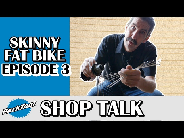 Skinny Fat Bike Build, Part 3: Laced Up