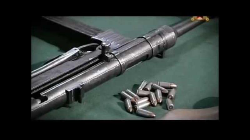 Пистолет-пулемёт МР-40. Оружие вермахта