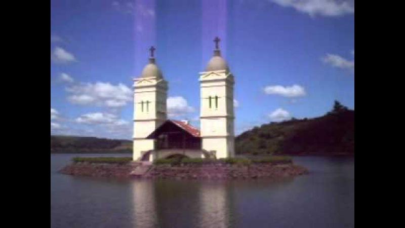 Milagres e Sinais, Inacreditável, filmagem das Torre da Igreja Itá-Sc, Veja as Luzes.