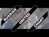 RUSSIAN UNITED CHART (February 19, 2017) [TOP 40 Hot Russia Songs]