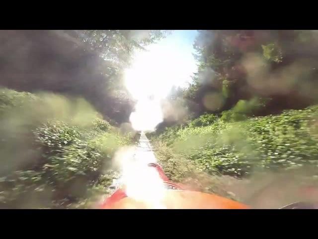 Drainage Ditch Kayaking