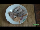 Сельдь, Маринованная по-Домашнему (русская кухня в Аргентине). Marinating the Herring at Home (Russian cuisine in Argentina)