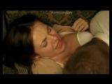Екатерина Гусева в белом белье в сериале