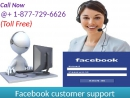 Why depleted? In a matter of seconds Call on 1-877-729-Facebook customer support