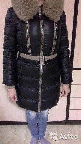 #Одежда@bankakomi Продам пуховик. Размер 42-44. Натуральный кроличий