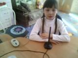 Асманова Азалия Мин-башҡорт ҡыҙыҡайы
