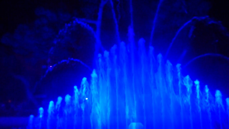 Turkey 2О13 Поющие фонтаны 3
