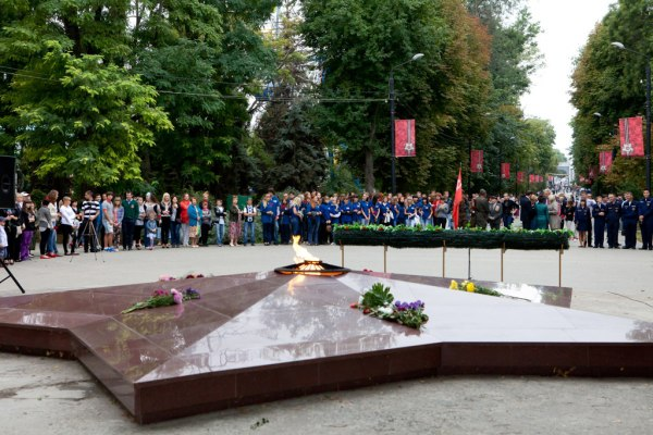 Таганрог отметит 73-ю годовщину освобождения отфашистов концертами ипатриотическими акциями