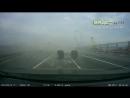 Tappan Zee Bridge Tractor Truck Accident | ДТП авария