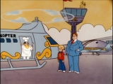 The Richie Rich  Scooby-Doo Show - 1x05 - Scoobys Bull Fright - Irona Versus Demona - Scooby Ghosts West - Chefs Surprise - A Bu