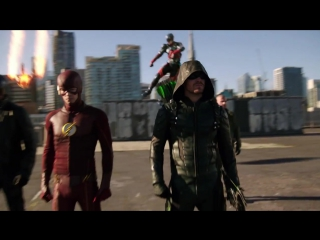 Supergirl - Heroes v Aliens- The Dominators - The CW