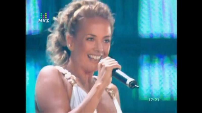 Жанна Фриске - Ла-ла-ла (20 лет Муз-ТВ. Премия Муз-ТВ 2005. Эфир 09.04.2016)