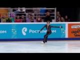 [16-17] Юлия Липницкая Rostelecom Cup 2016 Произвольная программа 05.11.2016 [no comments]