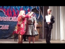 Награждение Лизы Ванагель Лауреат 1 степени