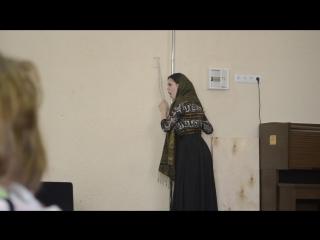 Н.А.Римский-Корсаков,сцена из оперы