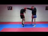 Тайский бокс Защита - Как защищаться в ринге и на улице