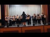 зачет третьего курса хорового дирижирования