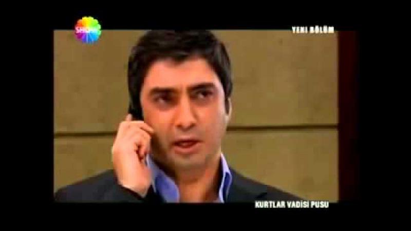 Polat Alemdar Ve Iskender Buyuk Telefon Konusmasi