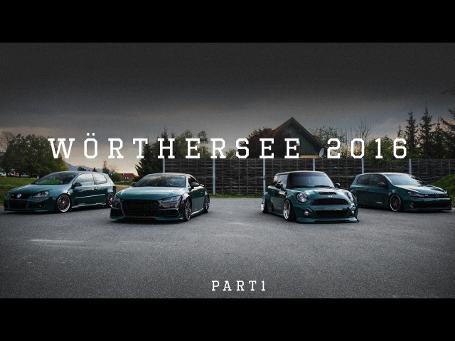 WÖRTHERSEE TOUR 2016 VWHome PART1