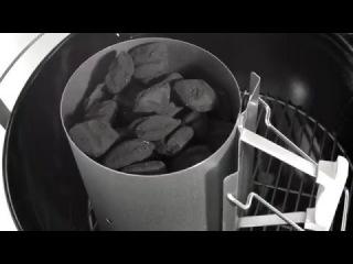 Труба-стартер для розжига угля Weber