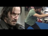 Watch Keanu Reeves Intensive Tactical Training For His Assassin Role In