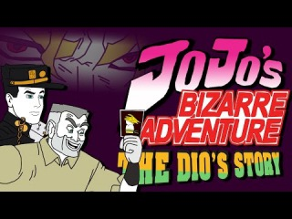Godzira Cinema ''JoJo's Bizarre Adventure'' - The Dio's Story