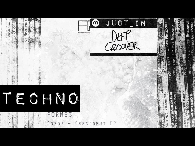 TECHNO: Popof - One Two [Form Music]