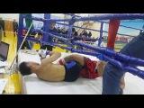 Хвост скорпиона. Чемпион Казахстана по ММА Ерназ Мусабек 57 кг