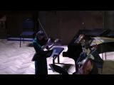 Maurice Ravel - Sonata for Violin and Cello - Anna Mikhaylova and Ilya Mikhaylov