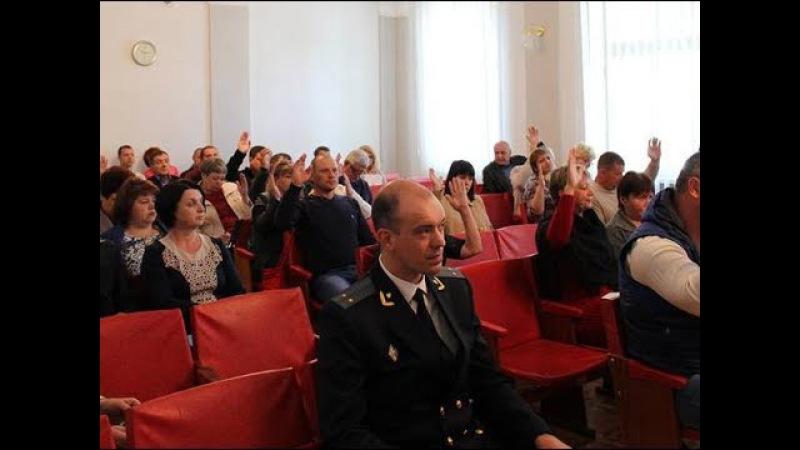 Томаківський прокурор Дружинін В.С. заблокував роботу підпорядкованої прокурат...