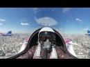 Видео 360: Генеральная репетиция воздушной части парада Победы