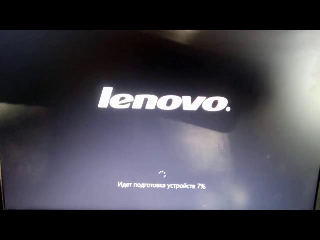 Установка Windows 8.1 Для одного языка с Bing на Lenovo B50-45