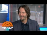 Keanu Reeves Talks 'John Wick 2,' Fields Trivia Questions From Hoda | TODAY