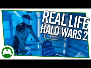 Halo Wars 2 in Real Life - Who Will Survive?