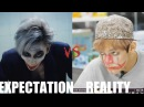 BTS Bangtan Boys Crack part 8 Expectations vs Reality