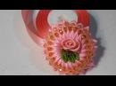 Нежная зефирка DIY Gentle hair ornament/ PAP Ornamento de cabelo suave 7