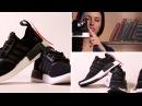 Кроссовки Adidas NMD R1 real vs fake. Как отличить подделку от оригинала